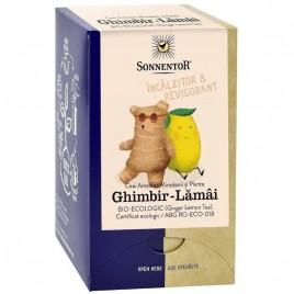 Ceai Amestec – Ghimbir Lamaie Bio 18dz Sonnentor