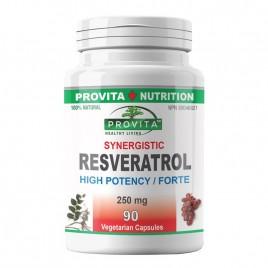 Resveratrol Synergistic 90cps Organika