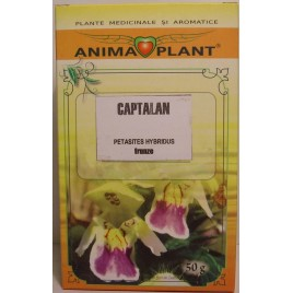 Ceai Captalan 50g Anima Soft