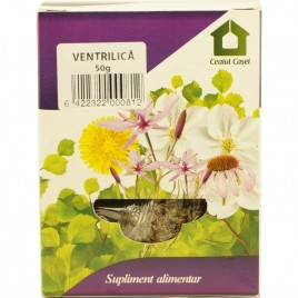 Ceai din Plante – Ventrilica 50g Ceaiul Casei