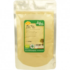 Aloe Vera Pudra Bio 125g Paradisul Verde