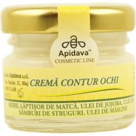 Crema Contur Ochi 30ml Apidava