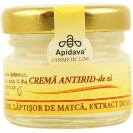 Crema Antirid cu Miere, Laptisor de Matca, Extract de Salcam 30ml Apidava