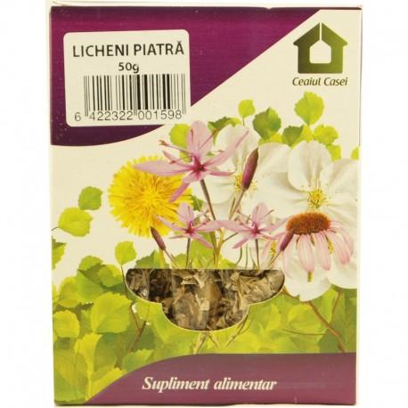 Ceai din Plante – Licheni de Piatra 50g Ceaiul Casei