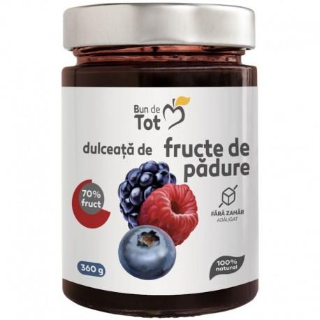 Dulceata Fructe Padure F.Zahar 360g Camara
