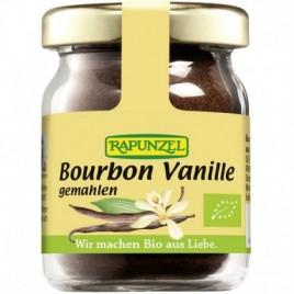 Pudra Condiment Vanilie Bourbon - Eco 15g Rapunzel