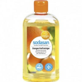 Detergent Multiutil Portocale 500ml Sodasan