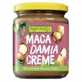 Crema Macadamia Bio 250g Rapunzel Mediline