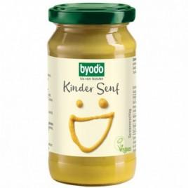 Mustar Pentru Copii - Eco 200ml Byodo