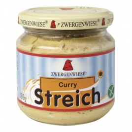 Crema Vegetal Curry Bio 180g Zwergenwiese