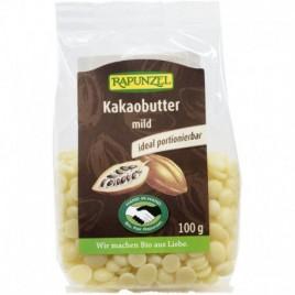 Unt Cacao Chipsuri Bio 100g Rapunzel