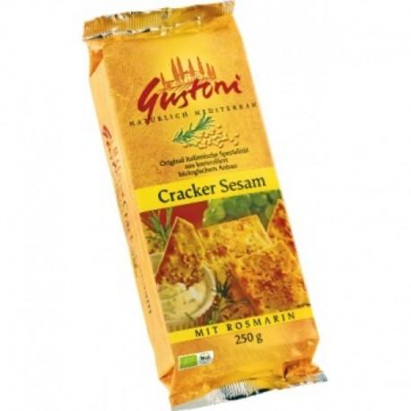Biscuiti Crocanti Susan Rozmarin - Eco 250g Gustoni