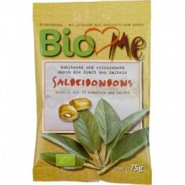Bomboane Salvie - Eco 75g Bio Love Me