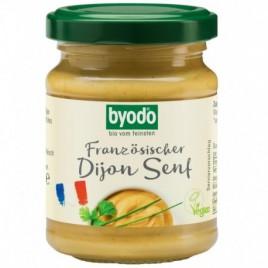 Mustar Dijon Bio 125 ml Byodo