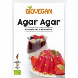 Pudra de Agar Agar Bio 30g Biovegan
