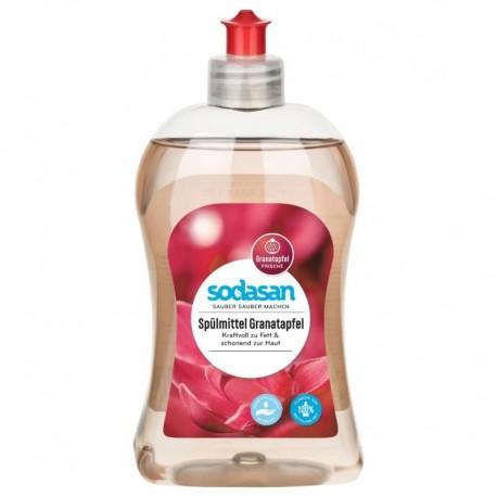Detergent Lichid de Vase Rodie 500ml Sodasan