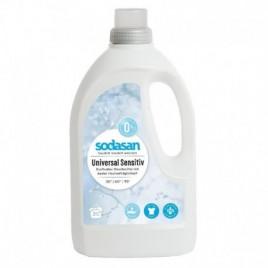 Detergent Lichid Universal Senzitiv 1.5l Sodasan