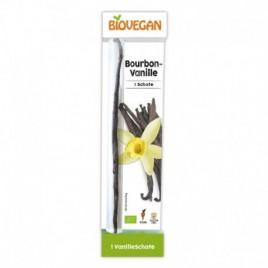 Condimente Vanilie Bourbon Pastai 1buc Biovegan