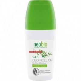 Deodorant Roll On Masline Bambus 50ml Neobio