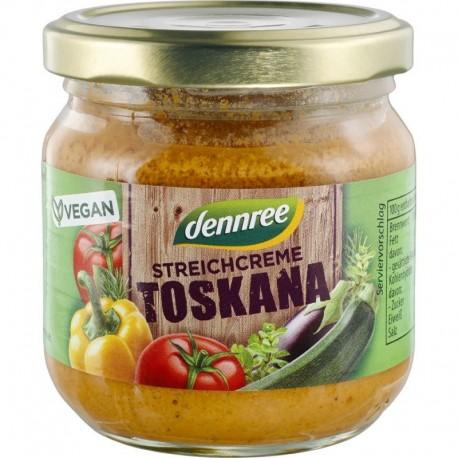 Pate Vegetal Toskana Bio 180g Dennree
