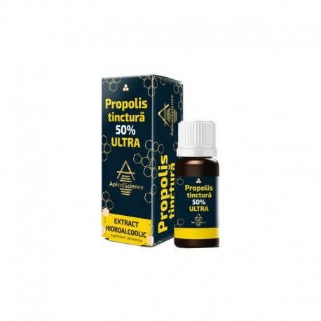Tinctura de Propolis 50pct Ultra 10ml Apicolscience