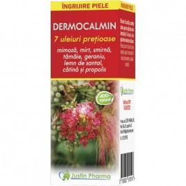 Ulei DermoCalmin 10ml Justin Pharma