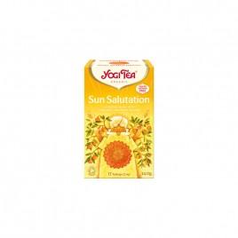 Ceai Salutul Soarelui Bio 17dz Yogi Tea