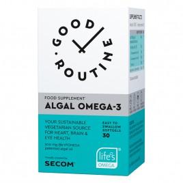 Algal Omega-3 30cps Good Routine
