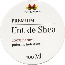 Unt de Shea Prima Presa 100ml Tonik Pharm