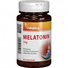 Melatonin 5mg 60cmp Vitaking