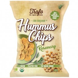 Chips Hummus Rozmarin Bio 75g Trafo