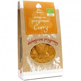Condiment Curry Bio 60g Dary Natury