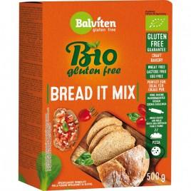 Mix de Faina fara Gluten pentru Prajituri Bio 500g Balviten