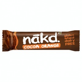 Baton Raw Cocoa Orange 35g Nakd