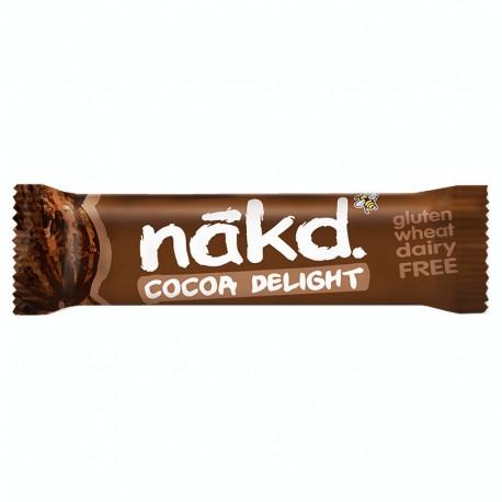 Baton Raw Cocoa Delight 35g Nakd