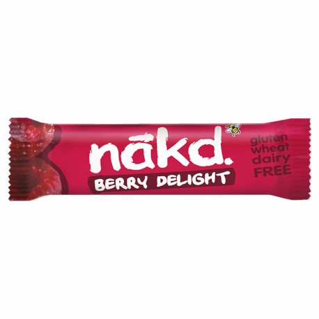 Baton Raw Berry Delight 35g Nakd