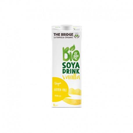 Bautura Soia-Vanilie Bio 1l The Bridge