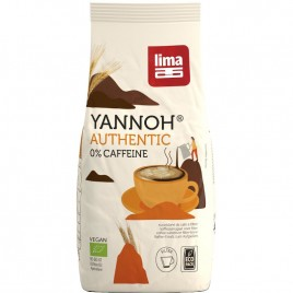 Yannoh Cafea de Cereale pentru Filtru Original Bio 500g Lima