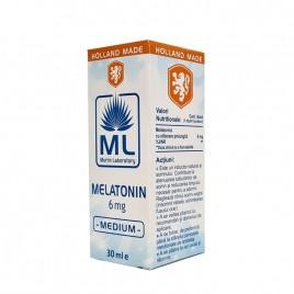 Melatonin Medium 6mg 30ml Laboratoarele Merlin