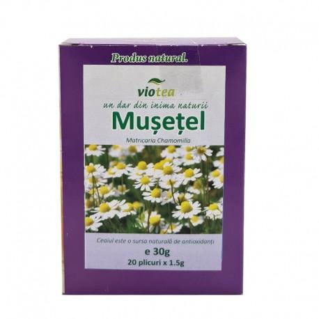 Ceai de Musetel 20dz Viotea