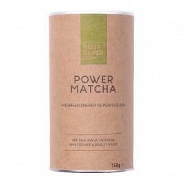 Power Matcha – Superfood Mix Bio 150g Your Super Com