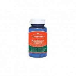 Super Enzime Digestive 10cps Herbagetica
