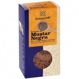 Seminte de Mustar Negru Bio 80g Sonnentor