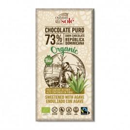 Cioc.Neagra-Agave - Eco 100g Chocolates Sole