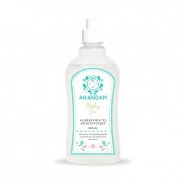 Detergent Lichid de Spalat Vase fara Parfum Baby 500ml Anandam