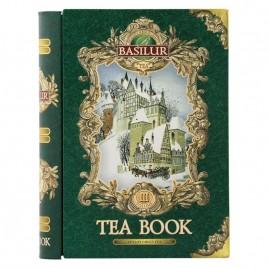 Ceai Verde de Ceylon Tea Book vol III 100g Basilur