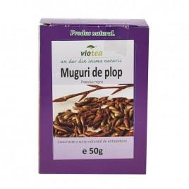 Ceai din Muguri de Plop Negru 50g Viotea