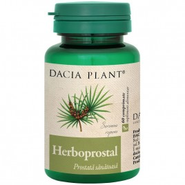 Comprimate Herboprostal 60cmp Dacia Plant