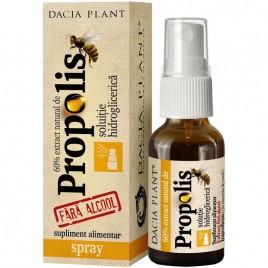 Propolis Spray Fara Alcool - 20ml Dacia Plant