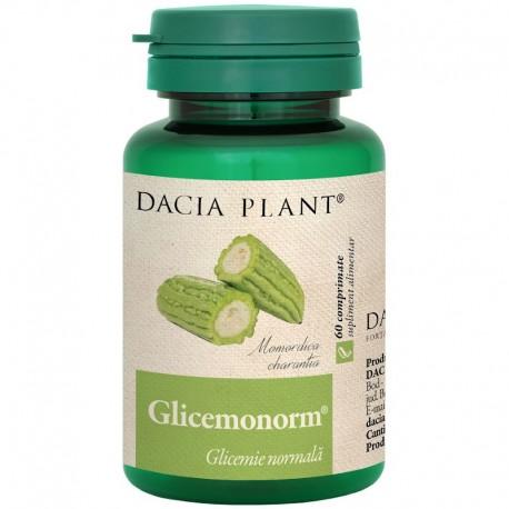 Glicemonorm 60cmp Dacia Plant